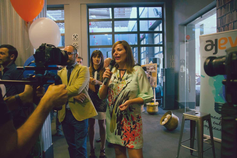 Entrevista a celia dominguez comunicación interna