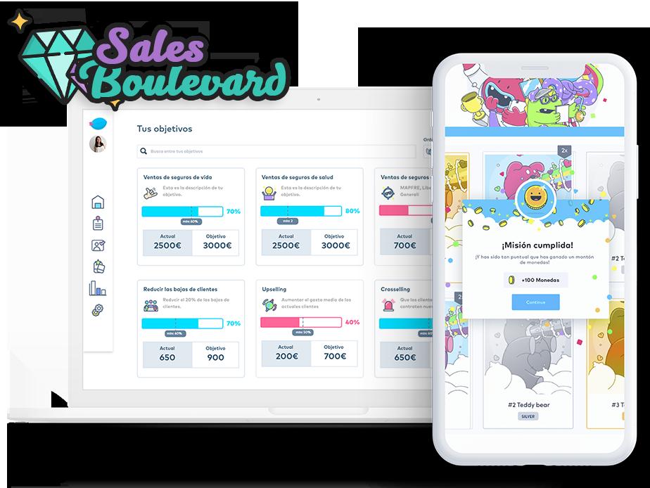 gamificacion ventas